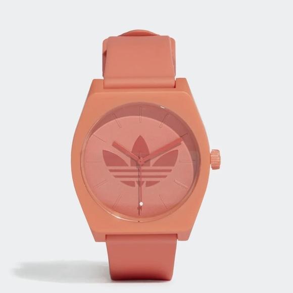 adidas process_sp1 watch in still orange